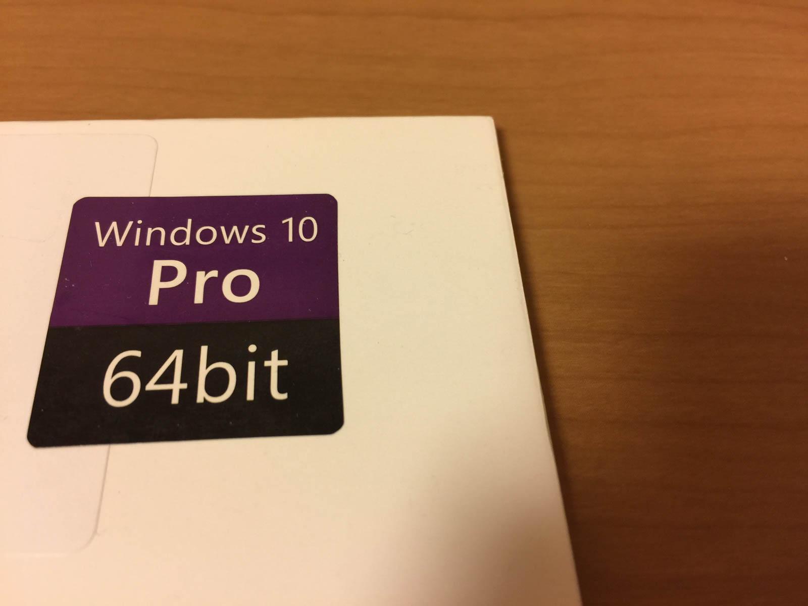 Parallels Desktop 13でmacOSにWindows 10 Proをインストール | kosukety blog